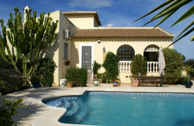 buy resale retached villa in rafal costa blanca south