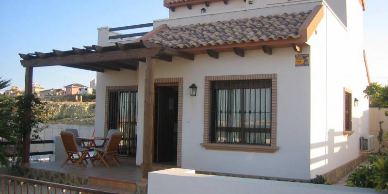 Buy New Villa in Ciudad Quesada Costa Blanca South