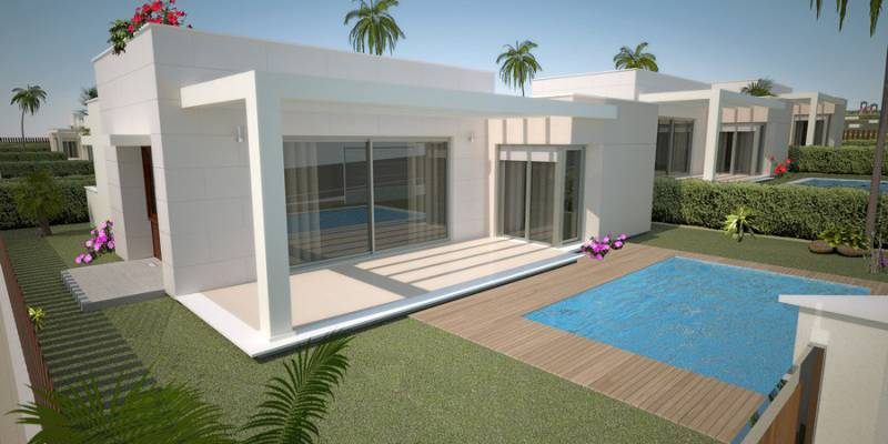 Buy Off Plan Villa in Benijofar Costa Blanca South