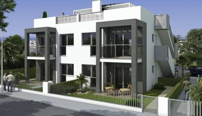 Buy New Build Apartment in Punta Prima, Costa Blanca