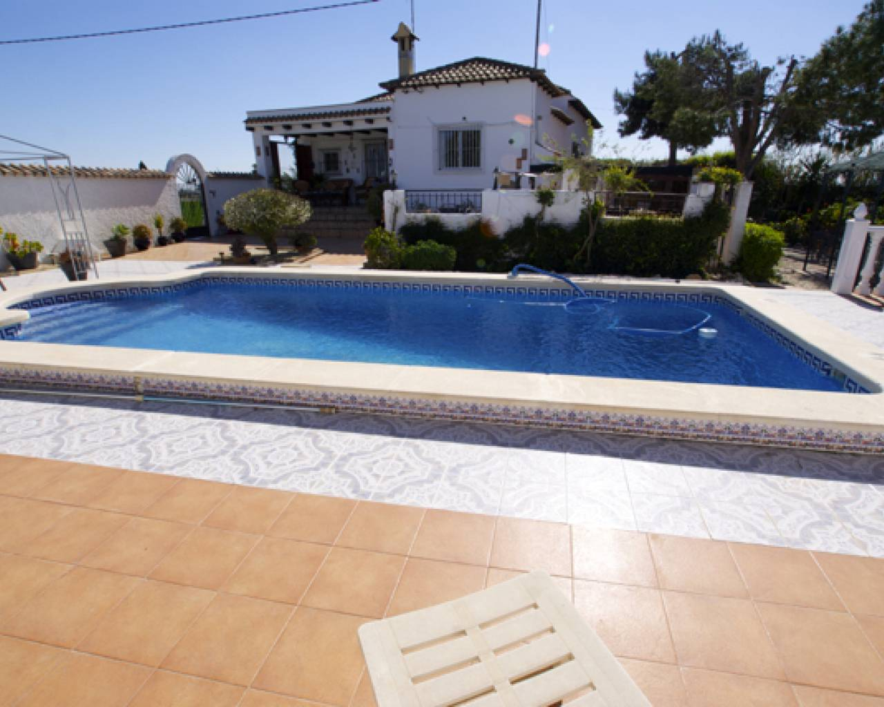 Resale - Finca / Country Property - Rafal