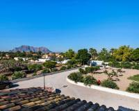 Panoramic views | Country house with beautiful views in Almoradí