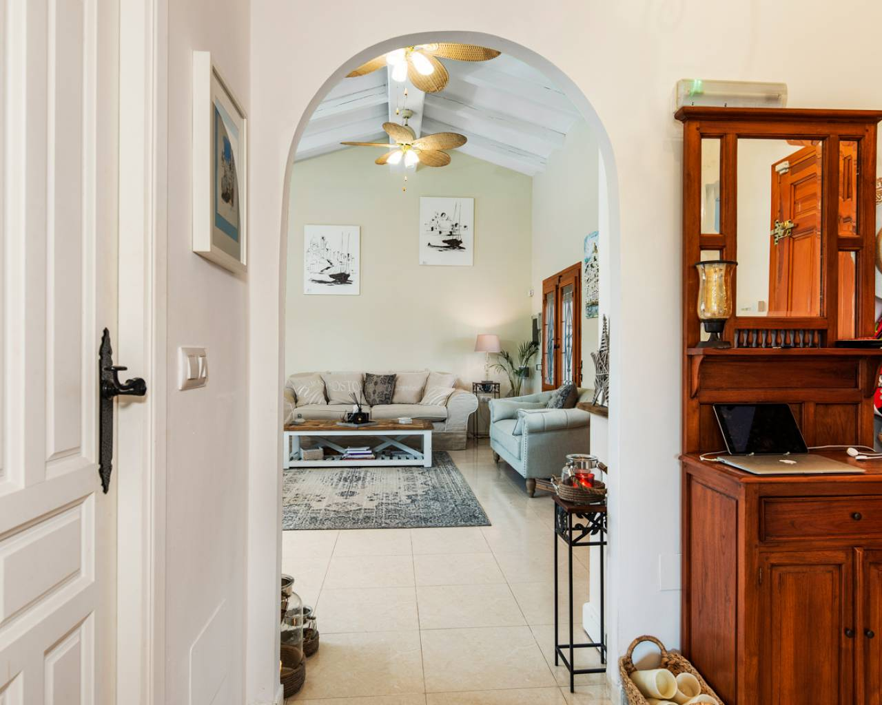 Hallway | Buy country house near the beach