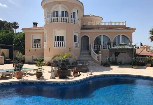 4 bedroom house / villa for sale in San Miguel de Salinas, Costa Blanca