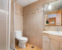 Bathroom | Property with communal pool for sale in Formentera