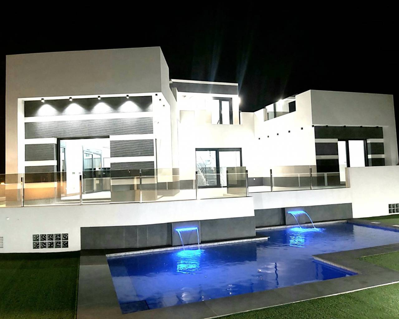 New - Villa - Ciudad Quesada