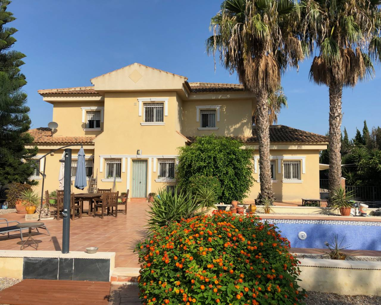 Reventa - Country Property - Almoradi