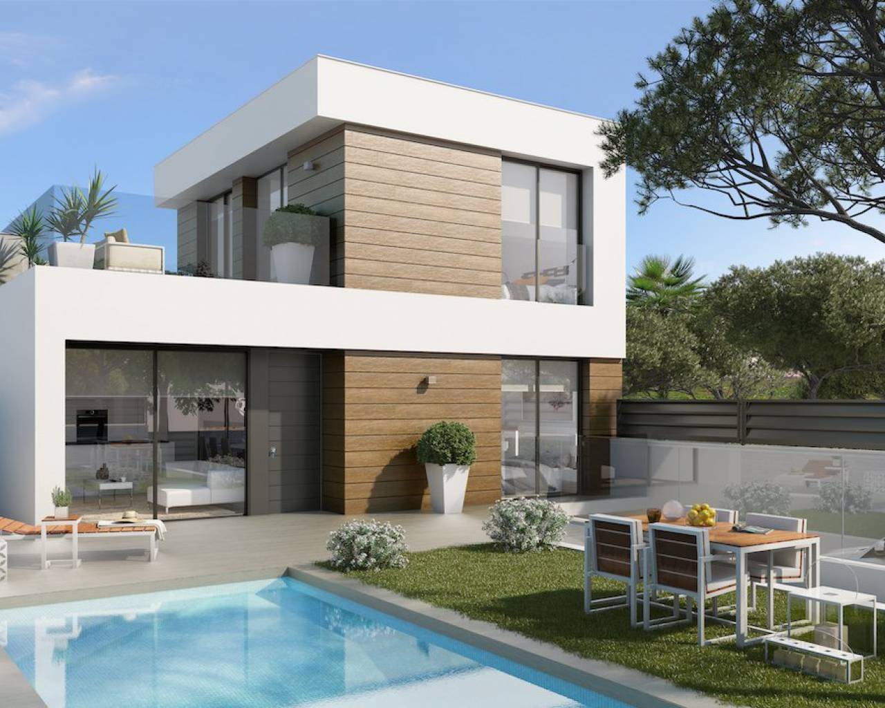 New - Villa - Alicante