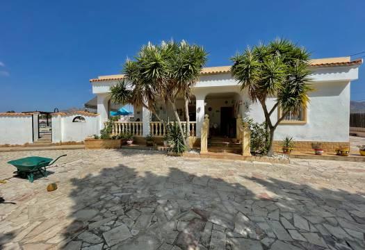 For sale: 3 bedroom finca in Albatera, Costa Blanca