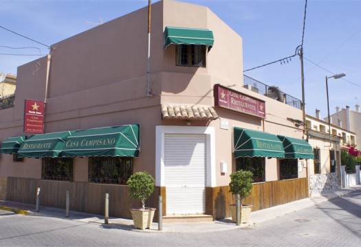 Commercial property for long-term let in Daya Vieja, Costa Blanca