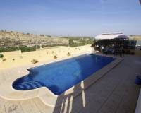 pool-detached-villa-bigastro-orihuela