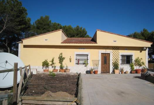 2 bedroom finca for sale in Banyeres de Mariola, Costa Blanca